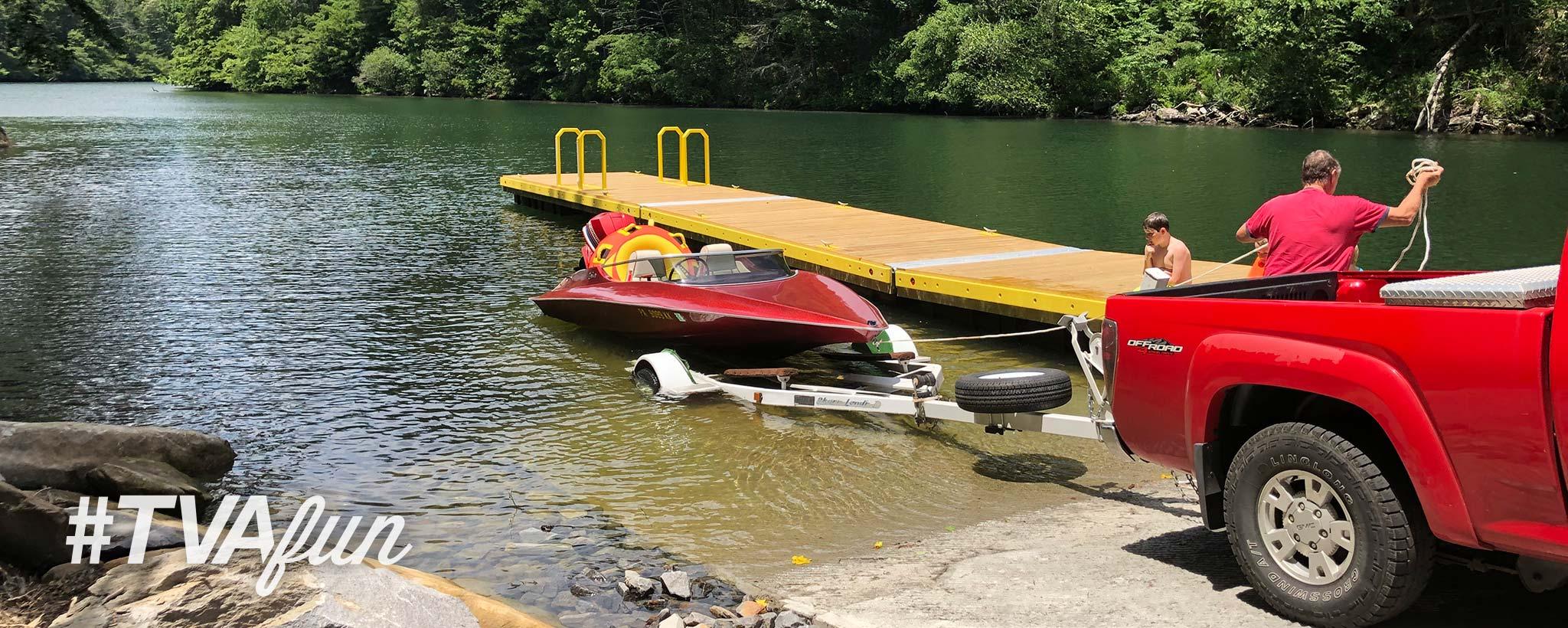 Hiwassee Boat Ramp