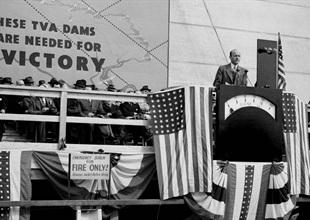 1940s public speech