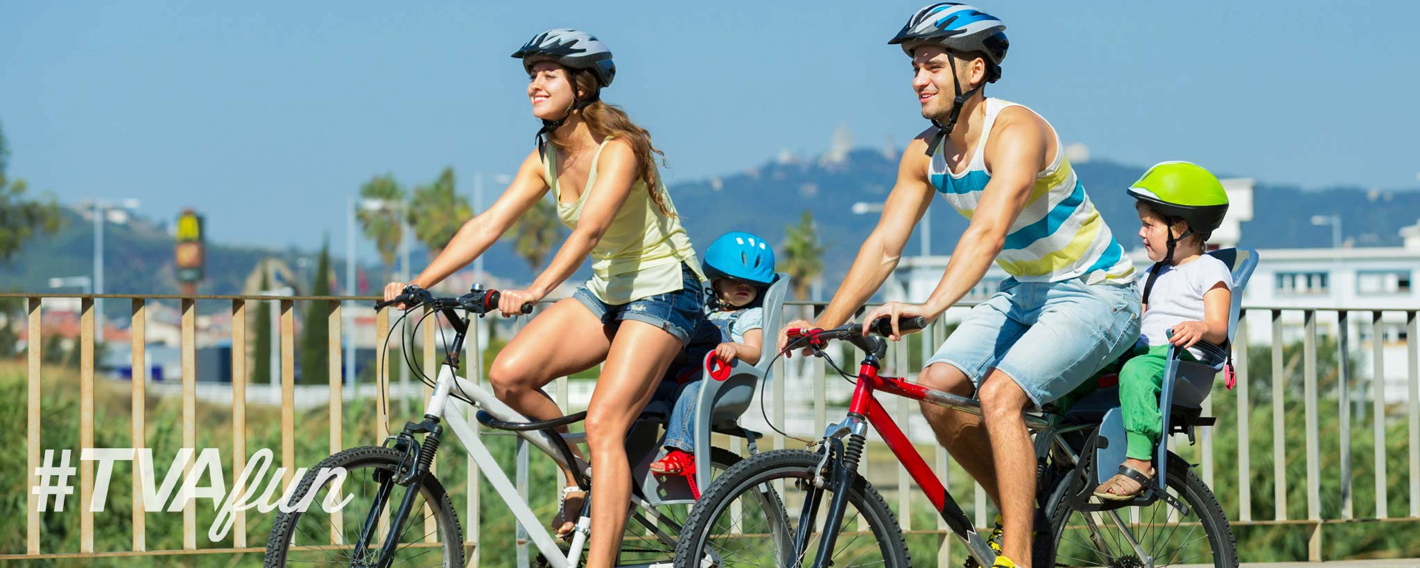 Biking the Greenway