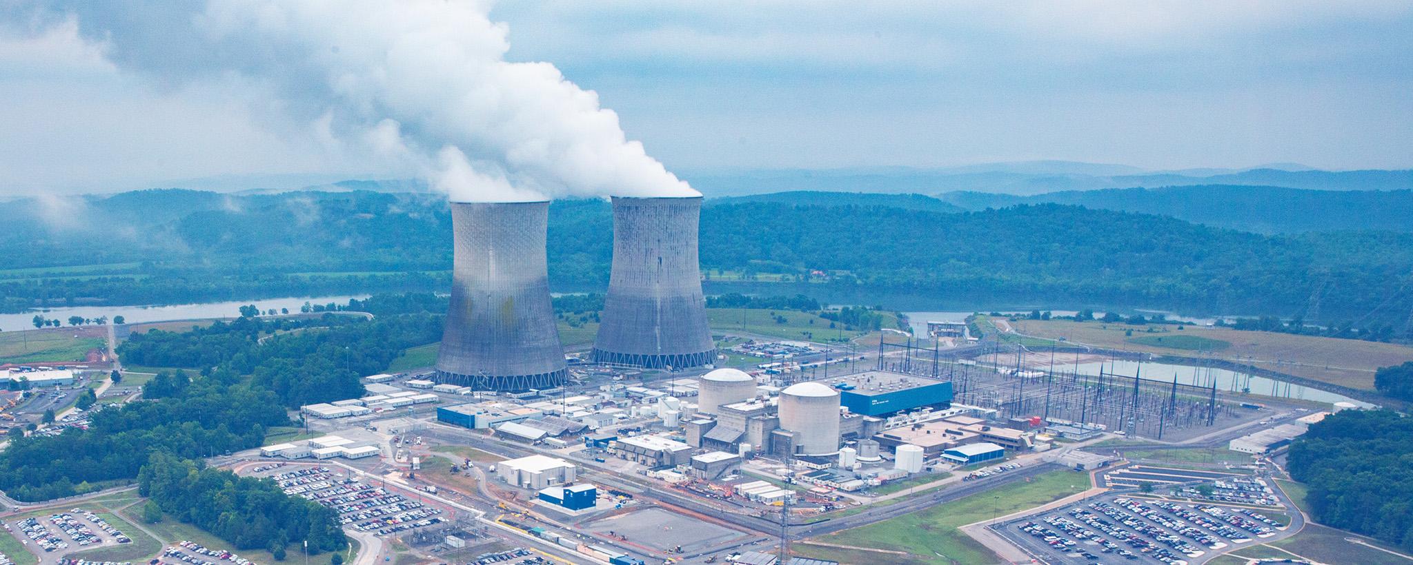 Watts Bar Nuclear Plant