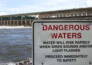 Dam Danger Thumb