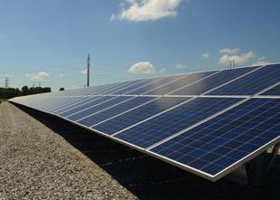 Allen Solar Plant