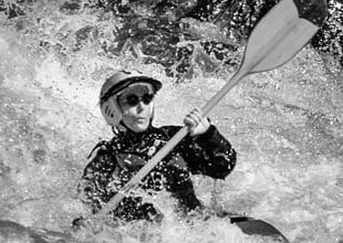 1990s Olympic kayaker
