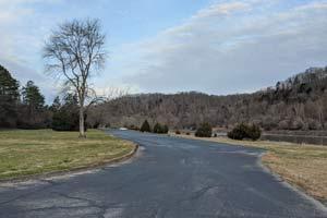melton hill parking lot closure