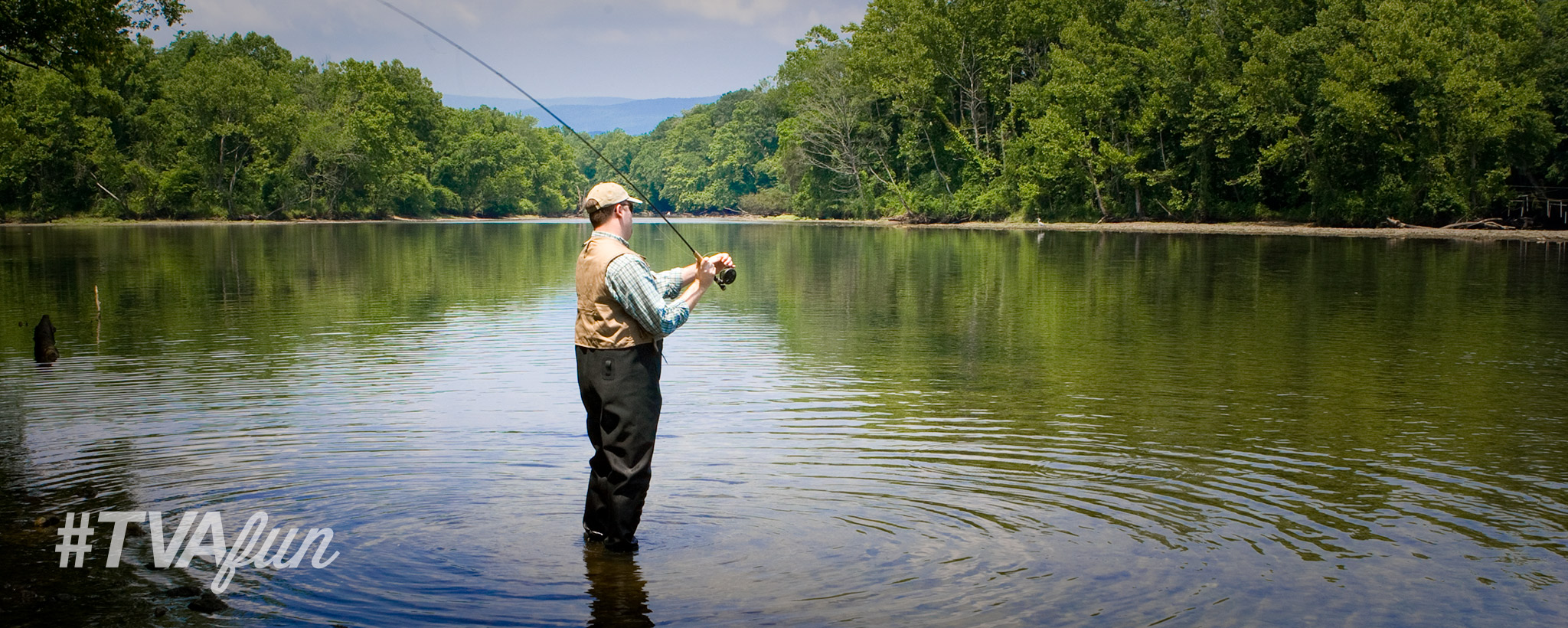 Norris Trout Fishing