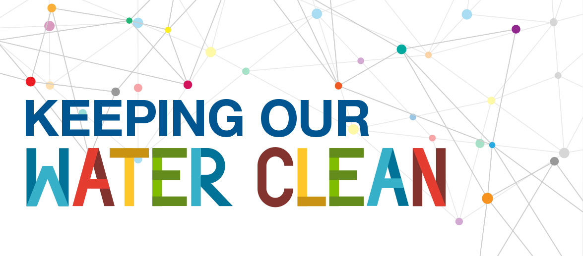 Keeping Our Water Clean